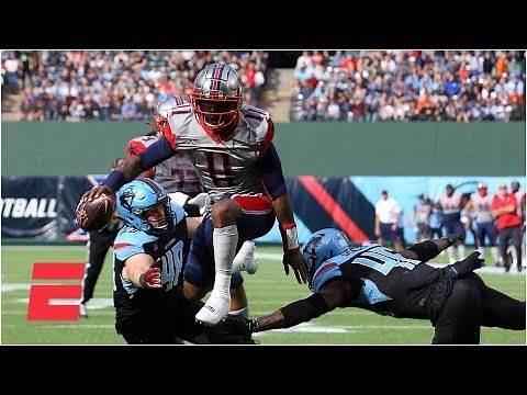 Houston Roughnecks vs. Dallas Renegades | Week 4 | 2020 XFL Highlights