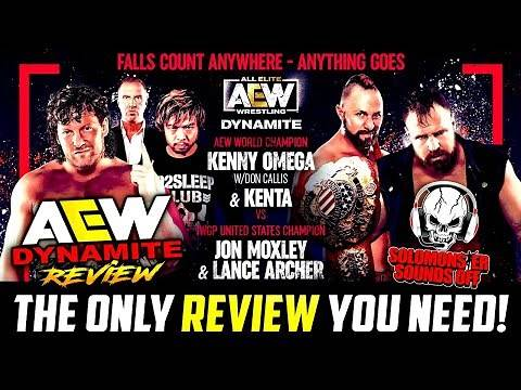 AEW Dynamite 2/10/21 Full Show Review - KENTA'S AEW DEBUT FALLS COUNT ANYWHERE!
