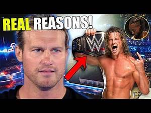 Real Reasons Dolph Ziggler RETURNED To WWE! WWE CHAMPION?