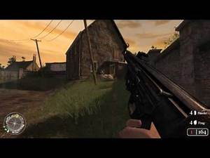 "Call of Duty 2 Gameplay Walkthrough - 20 ""Prisoners of War"" [1080p / 60 FPS]"