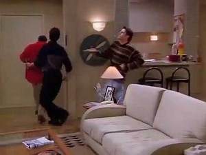 Friends-Joey, Ross, and Chandler Dancing to Bad Guy, Seniorita, Liar, and Miss Me More