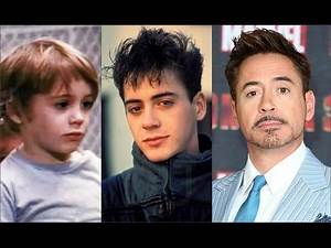 Robert Downey Jr. A life in pictures