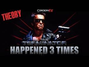 The Terminator (1984) Happened 3 times - THEORY