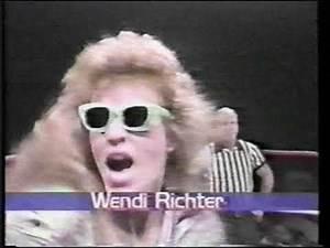 VHS Great Line Up - Best Woman Wrestlers, Wendi Richter, Angel of Death