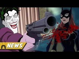 DC Animation's Killing Joke OFFICIALLY Rated R, and MORE!
