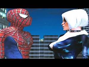 Spider-Man 2 (2004) - Walkthrough Part 7 - Chapter 6: Cat and Mouse