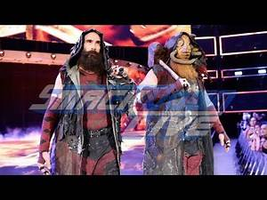 2017: The Bludgeon Brothers (Harper And Rowan) New WWE Theme Song - UnKnown Title...