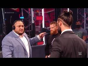 WWE Raw 8/3/2020 Review: Shane McMahon Returns to Debut Raw Underground
