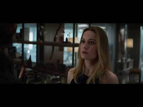 Avengers Endgame (2019) New Trailer Brie Larson, Bradley Cooper, Chris Hemsworth, Chris Evans