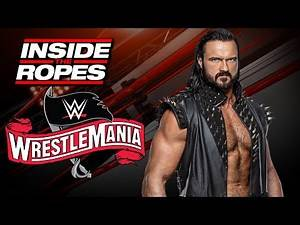 Drew McIntyre Talks Facing Brock Lesnar At Wrestlemania In An Empty Arena