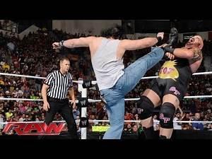 Tons of Funk vs. Luke Harper & Erick Rowan: Raw, August 5, 2013