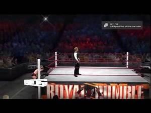 WWE Royal Rumble 2012 Predictions 30-Man Royal Rumble Match
