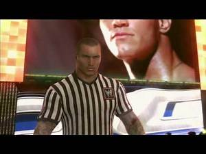 WWE SmackDown vs Raw 2010 'Randy Orton Entrance' TRUE-HD QUALITY
