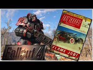 Fallout 4 Magazine Locations - Hot Rodder!