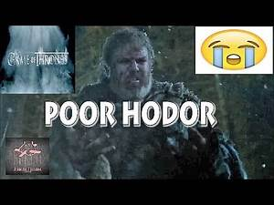 Game of Thrones Characters:Hodor