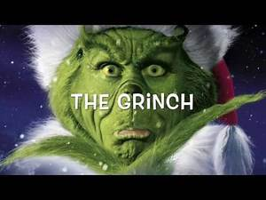 #2 The Grinch - Makeup