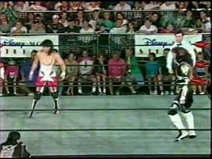 WCW: Eddie Guerrero vs. Psychosis