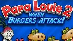 Papa Louie 2: When Burgers Attack! - Boss Battle Music Extended (1 hour)