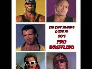 The Tape Traders Guide to 90s Pro Wrestling podcast episode #1