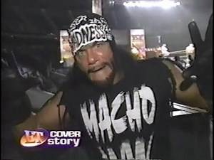 ET on WCW with Randy Savage, Roddy Piper, Bret Hart, Hollywood Hogan [April 1998]