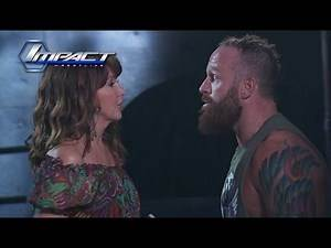 Dixie Carter Puts Eric Young In A Match At #BoundForGlory Against.... (Sep. 30, 2015)