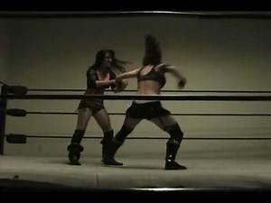 Santana Garrett vs. Christina Von Eerie - 3/3/12