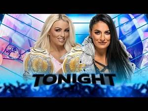 WWE 2K20|SMACKDOWN MANDY ROSE AND SONYA DEVILLE ARE CONTROLLING THE ENTIRE TAG TEAM DIVISION