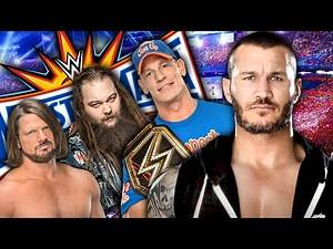 13 Big Matches That Could Happen At WrestleMania 33