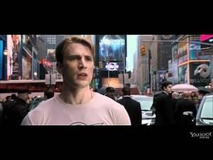 End Credit Captain America [The Avenger] Full HD Real