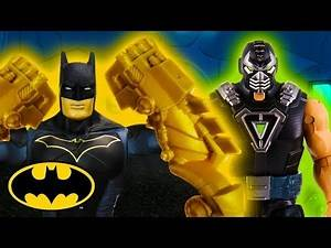 The Man Who Broke The Bat   Batman Missions: Stop-Motion Adventures   DC Kids