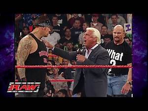 Undertaker and Steve Austin Both Want To Be A No.1 Contender: Raw 04.08.2002