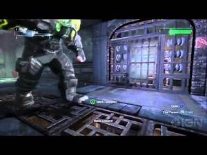 Batman Arkham Origins Walkthrough - Part 21: Second Battle Against Bane