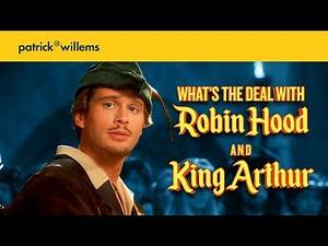 Robin Hood, King Arthur, and Hollywood's Problem with Public Domain Properties