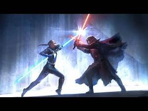 Star Wars Duel Of The Fates Concept Art LEAKS - This Would Have Been Awesome
