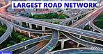 Top 10 Countries With the LARGEST ROAD NETWORK in the World