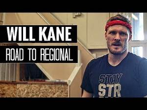ROAD TO REGIONALS: WILL KANE - Doing the Worst Crossfit Workout He's Done