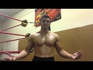 WWE #ToughEnough - Stephen Gibki