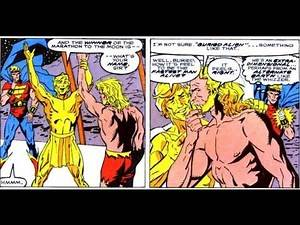 Comic Book History #2: The Flash - Fastest Man in the Marvel Universe