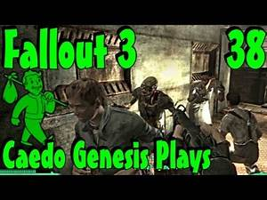 Fallout 3 - Scientists?! - Caedo Plays (#38)