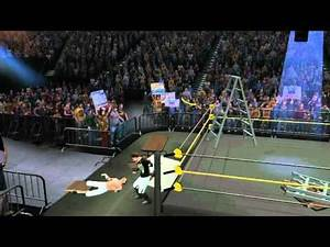 WWE 12 SICK NICK MONDO vs THUMBTACK JACK DEATHMATCH