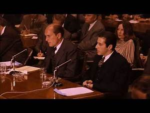 The Godfather: Part II (1974) - Michael's Trial
