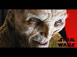 What REALLY Happened to Snoke - Star Wars: The Last Jedi Explained (Spoilers)