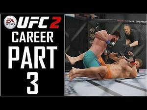"""EA Sports UFC 2 - Career - Let's Play - Part 3 - """"TUF: Preliminary And Quarter Finals"""" 