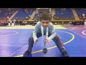 Wrestling champ, 9, killed in accident
