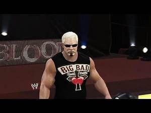 WWE 2K15 Scott Steiner (Signatures and Finisher)