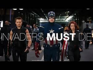 Invaders Must Die, Marvel.