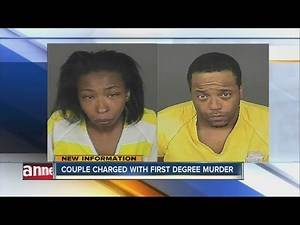 Couple charged with first degree murder in death of 23-month-old
