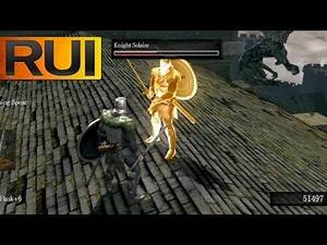 Dark Souls - Two Gargoyles, Two Solaires [NG+] [Ep. 2]