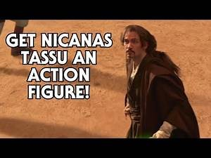 Nicanas Tassu is a HERO and Deserves an Action Figure