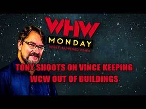 Tony Schiavone Shoots on Vince McMahon Keeping WCW Out of Buildings